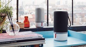 Libratone Zipp & Zipp Mini: Die Multiroom-Neuauflage des Streaming-Lautsprechers