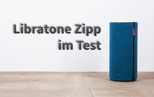 Libratone Zipp: Test eines mobilen Lautsprecher-Möbels