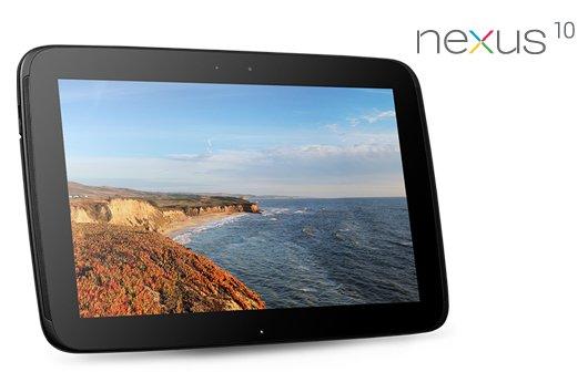 Nexus 10: Unboxing und Benchmark