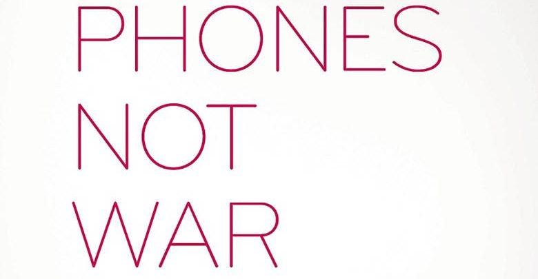 LG macht Telefone, nicht Krieg