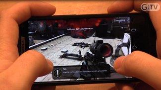 Motorola RAZR i - Gameplay Video