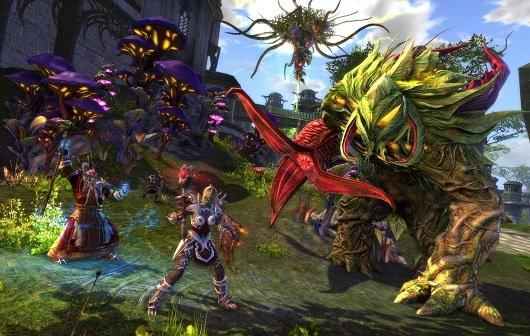 Rift: Launch Trailer zur Storm Legion Expansion