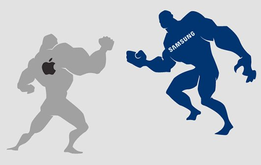 Apple gegen Samsung: Unternehmen verhandeln über Einigung