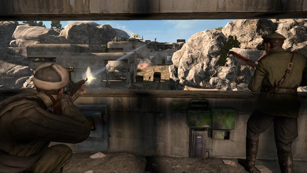 Sniper Elite V2: Kostenloses Multiplayer-Update für die Konsolen