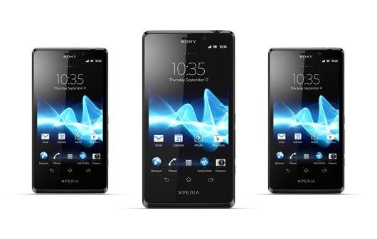 Sony: 2012er Xperia-Serie bekommt Android 4.1 ab Februar 2013