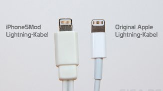 iOS 7 erkennt inoffizielle Lightningkabel, erlaubt sie aber