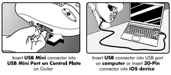 USB-Strat Anleitung