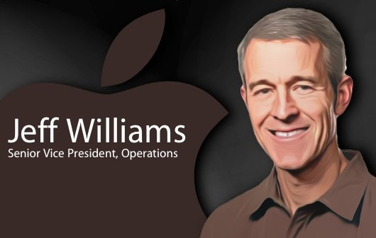 Jeff Williams: Tim Cooks Klon