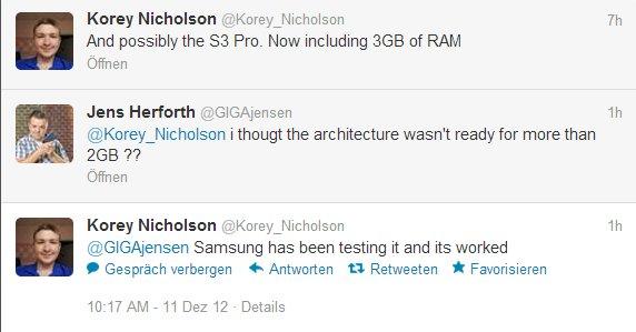 3GB Samsung