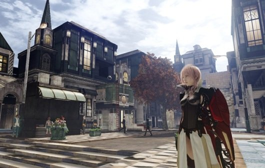 Lightning Returns - Final Fantasy 13: Screenshots und neue Version des Trailers