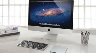 Logitech Easy-Switch: Bluetooth-Tastatur und Trackpad für mehrere Macs und iPads