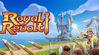 Royal Revolt - Jetzt mit Gameplay Video