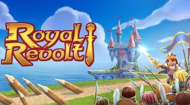 Android: Royal Revolt! lässt in neuem Update die Andys los