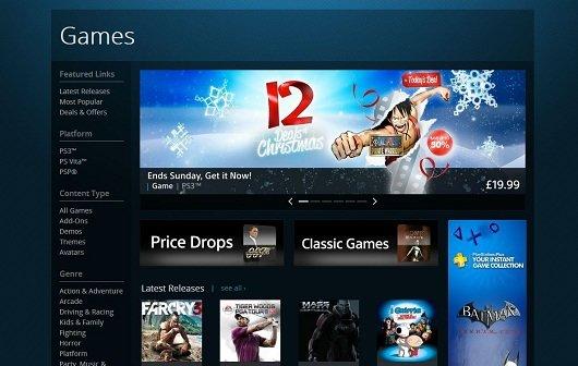 Playstation Store: Zugang nun auch per PC möglich