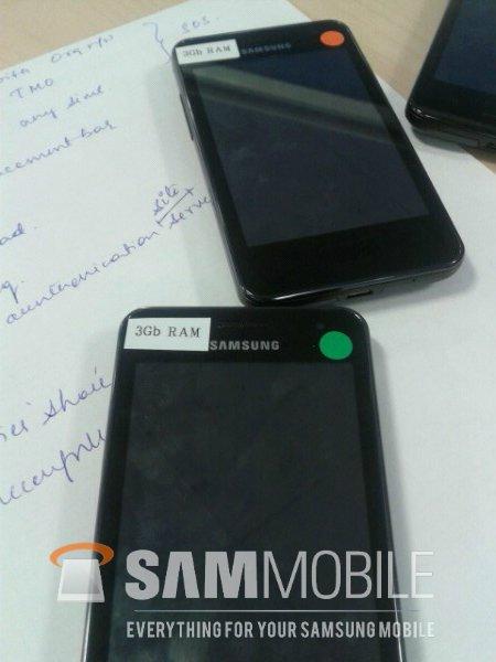 Samsung GTXX 3GB Smartphone