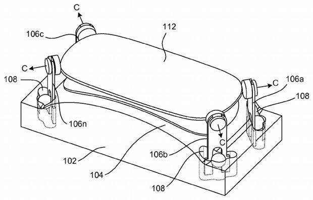 Apple-Patent beschreibt Herstellungsmethode für gebogenes Glas