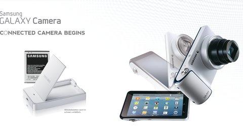 Galaxy Camera Promotion
