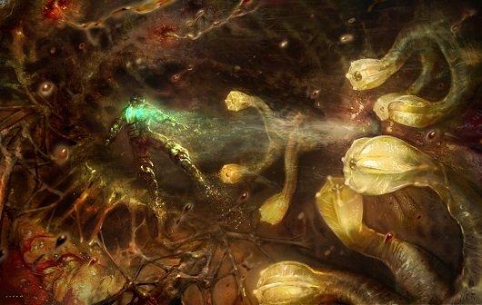 Dead Space 3: Concept Art zum Horror-Shooter