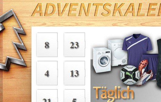 Die besten Download-Adventskalender 2012: Vollversionen, Musik, Games...