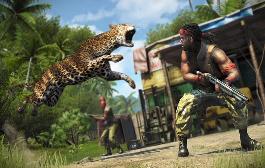 Far Cry 3 - Blood Dragon: Achievements aufgetaucht