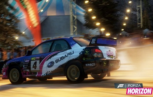 Forza Horizon: Rally Expansion Pack ab sofort auf Xbox Live