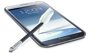Samsung Galaxy Note 3 kommt mit 5,7-Zoll-Display?