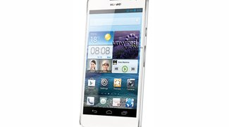 Huawei Ascend D2 – Fünfzöller mit Full-HD-Display und Quadcore-CPU