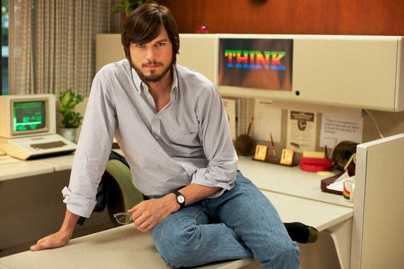 Film über Steve Jobs mit Ashton Kutcher läuft im April an