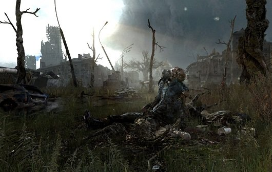 Metro - Last Light: Die Postapokalypse in Screenshots