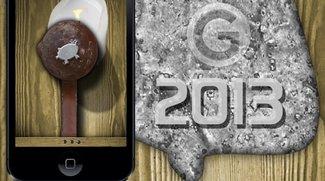 Guten Rutsch und ein frohes neues Jahr 2013!