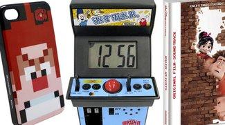 Ralph reichts: 5x Arcade-Wecker, Soundtrack und iPhone-Case gewinnen!