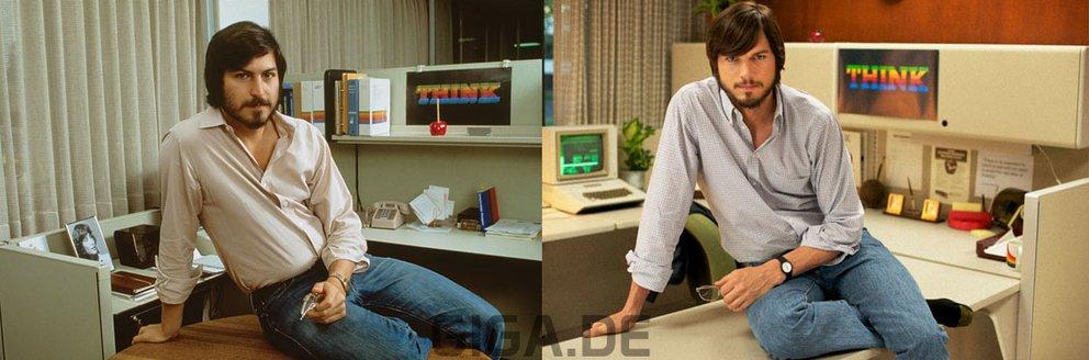 Steve Jobs - Ashton Kutcher - Foto: Sundance Film Festival