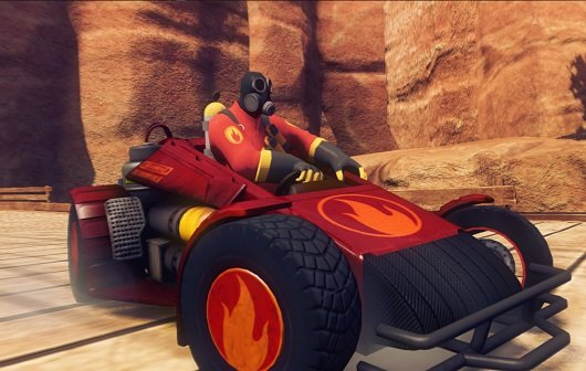 Sonic & All-Stars Racing Transformed: Trailer zeigt exklusive PC-Charaktere