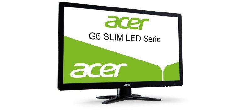 "Acer G236HLBbd 23"" Monitor für 99,00 statt 134,99 Euro"