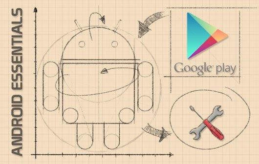Korrektes Layout für Bluetooth-Tastaturen (Android Essentials)