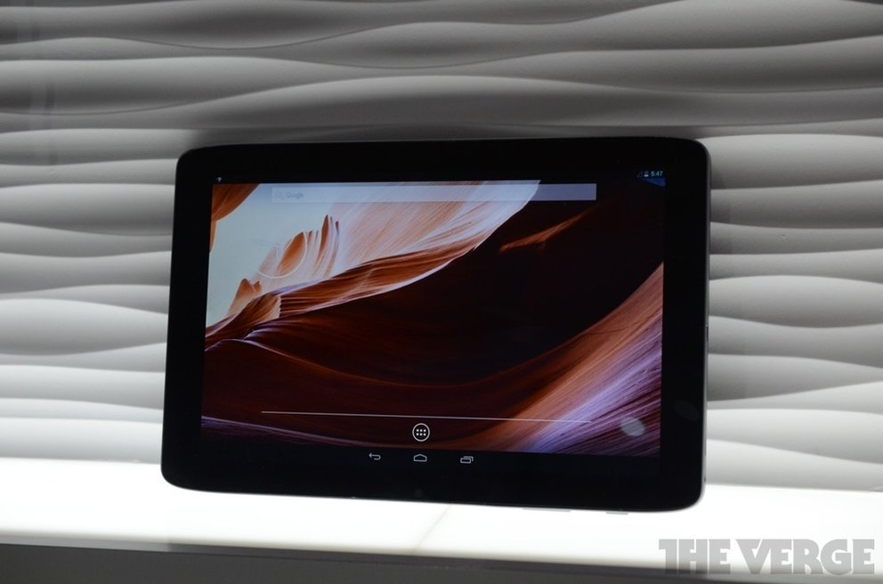 CES 2013: 10-Zoll-Tablet von Vizio mit Tegra 4 & purem Android