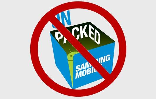 Samsung: Kein Unpacked-Event auf dem MWC 2013?