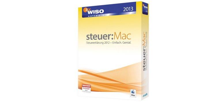 steuer:Mac 2013 Steuererklärung für 24,99 Euro bei Gravis