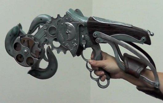 Bioshock Infinite: Sky-Hook Nachbau jetzt vorbestellbar