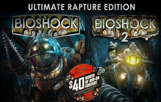 Bioshock: Ultimate Rapture Edition bestätigt