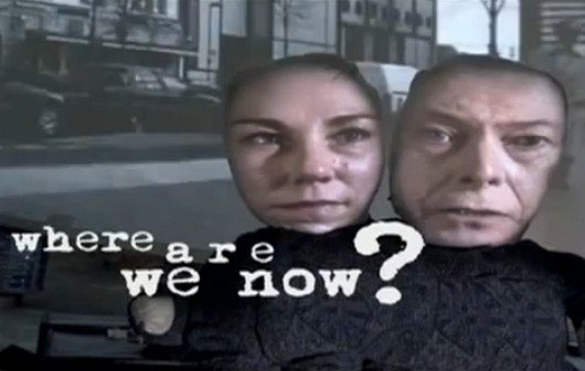 David Bowie: Where Are We Now? - Video zum ersten neuen Song seit 10 Jahren
