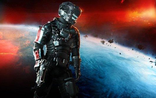 Dead Space 3: Mass Effect Fans können sich N7 Rüstung sichern