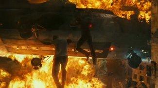 Die Hard 5: Ein guter Tag zum Sterben - neuer spektakulärer Trailer