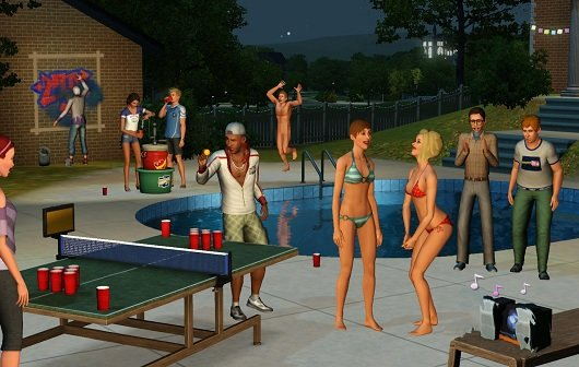 Die Sims 3: Wildes Studentenleben im Producer Walkthrough