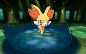 Pokémon X & Y: Artworks und Screenshots zu den Starter-Pokémon