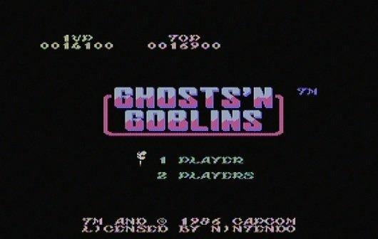 Nintendo: Ghosts'n Goblins und mehr unter den Downloads der Woche