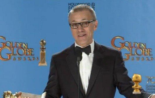 Golden Globes 2013: Coming-Out, Christoph Waltz, Homeland