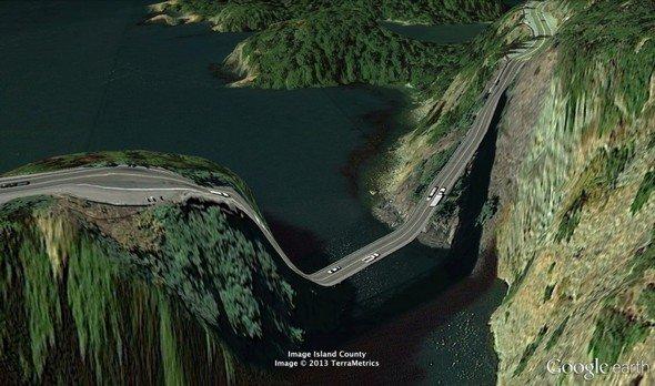 Google Earth Deception