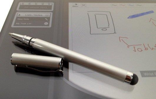 vau Stylus Plus im Test: Stift für Tablets und Papier