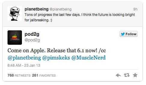 iOS 6 Untethered Jailbreak